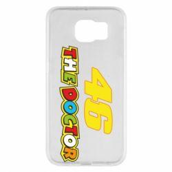 Чохол для Samsung S6 The Doctor Rossi 46