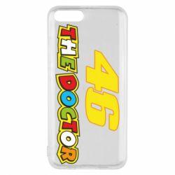 Чехол для Xiaomi Mi6 The Doctor Rossi 46
