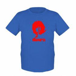 Детская футболка The Doors - FatLine