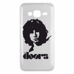 Чехол для Samsung J3 2016 The Doors - FatLine