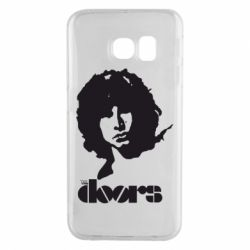 Чехол для Samsung S6 EDGE The Doors - FatLine