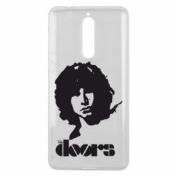 Чехол для Nokia 8 The Doors - FatLine