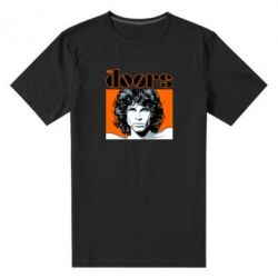 Чоловіча стрейчева футболка The Doors