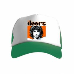 Дитяча кепка-тракер The Doors
