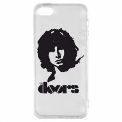 Чехол для iPhone5/5S/SE The Doors - FatLine
