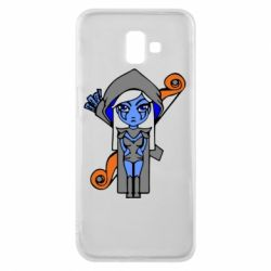 Чехол для Samsung J6 Plus 2018 The Drow Ranger