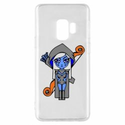 Чехол для Samsung S9 The Drow Ranger