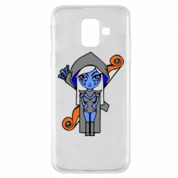 Чехол для Samsung A6 2018 The Drow Ranger