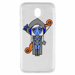 Чехол для Samsung J7 2017 The Drow Ranger