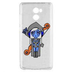 Чехол для Xiaomi Redmi 4 The Drow Ranger