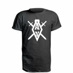 Удлиненная футболка The Elder Scrolls
