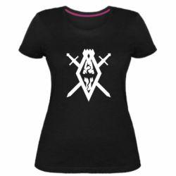 Женская стрейчевая футболка The Elder Scrolls