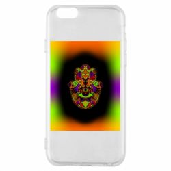 Чехол для iPhone 6/6S The Eye of the Buddha