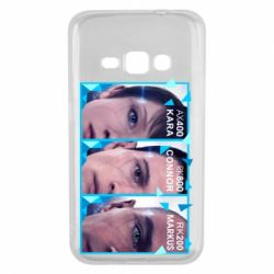 Чохол для Samsung J1 2016 The faces of androids game Detroit: Become human