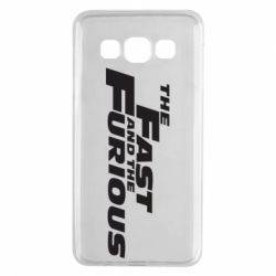Чохол для Samsung A3 2015 The Fast and the Furious