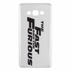 Чохол для Samsung A7 2015 The Fast and the Furious