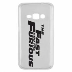 Чохол для Samsung J1 2016 The Fast and the Furious