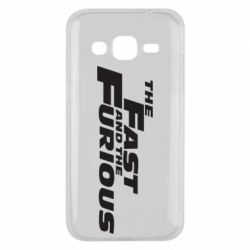 Чохол для Samsung J2 2015 The Fast and the Furious