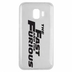 Чохол для Samsung J2 2018 The Fast and the Furious