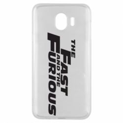 Чохол для Samsung J4 The Fast and the Furious