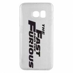 Чохол для Samsung S6 EDGE The Fast and the Furious