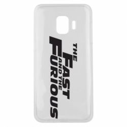Чохол для Samsung J2 Core The Fast and the Furious
