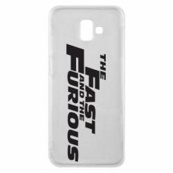 Чохол для Samsung J6 Plus 2018 The Fast and the Furious