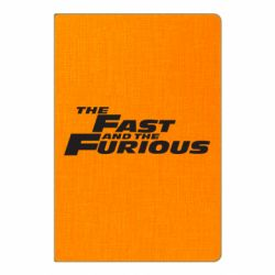 Блокнот А5 The Fast and the Furious