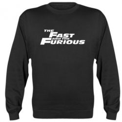 Реглан The Fast and the Furious