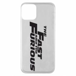 Чохол для iPhone 11 The Fast and the Furious