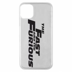 Чохол для iPhone 11 Pro The Fast and the Furious
