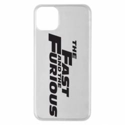 Чохол для iPhone 11 Pro Max The Fast and the Furious