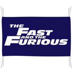 Прапор The Fast and the Furious