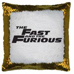 Подушка-хамелеон The Fast and the Furious