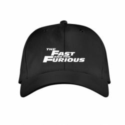 Дитяча кепка The Fast and the Furious