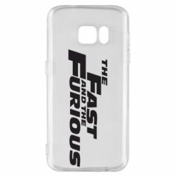 Чохол для Samsung S7 The Fast and the Furious