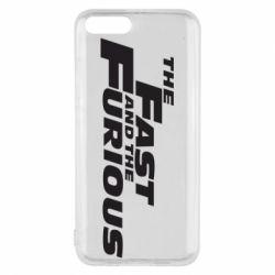 Чохол для Xiaomi Mi6 The Fast and the Furious