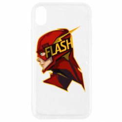 Чехол для iPhone XR The Flash