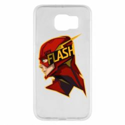 Чехол для Samsung S6 The Flash