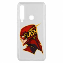 Чехол для Samsung A9 2018 The Flash