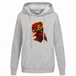 Женская толстовка The Flash - FatLine