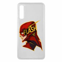Чехол для Samsung A7 2018 The Flash