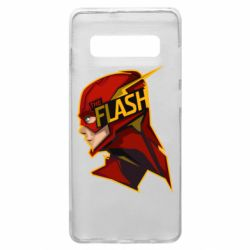 Чехол для Samsung S10+ The Flash