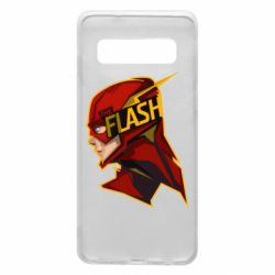 Чехол для Samsung S10 The Flash