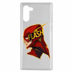 Чехол для Samsung Note 10 The Flash