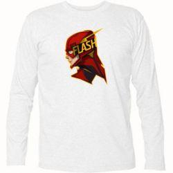 Футболка с длинным рукавом The Flash - FatLine