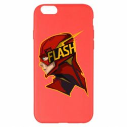 Чехол для iPhone 6 Plus/6S Plus The Flash