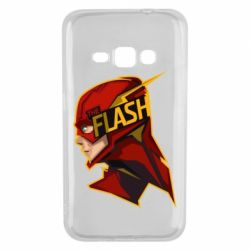 Чехол для Samsung J1 2016 The Flash