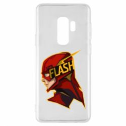 Чехол для Samsung S9+ The Flash