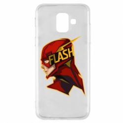 Чехол для Samsung A6 2018 The Flash
